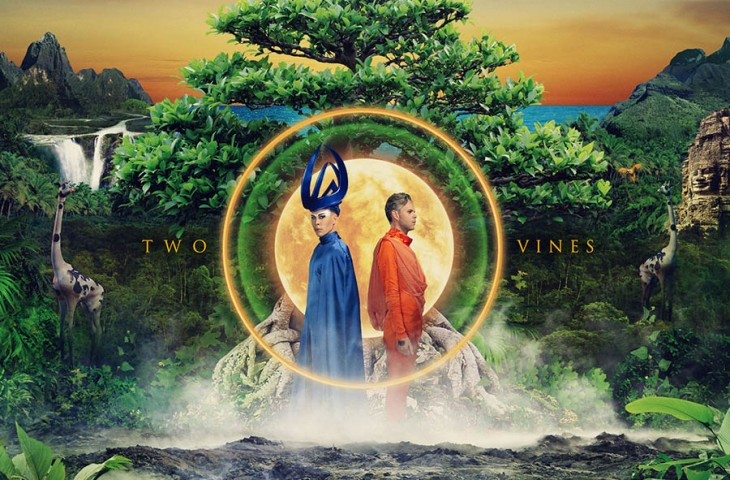 Empire of the Sun anuncian nuevo disco: Two Vines