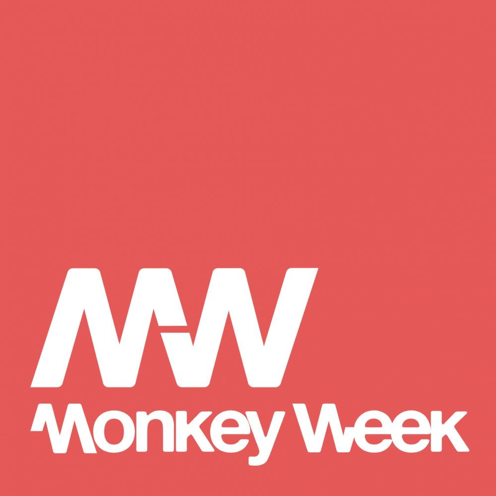 Cartel completo del Monkey Week 2016