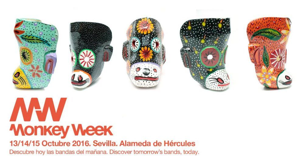 Monkey Week conquista Sevilla