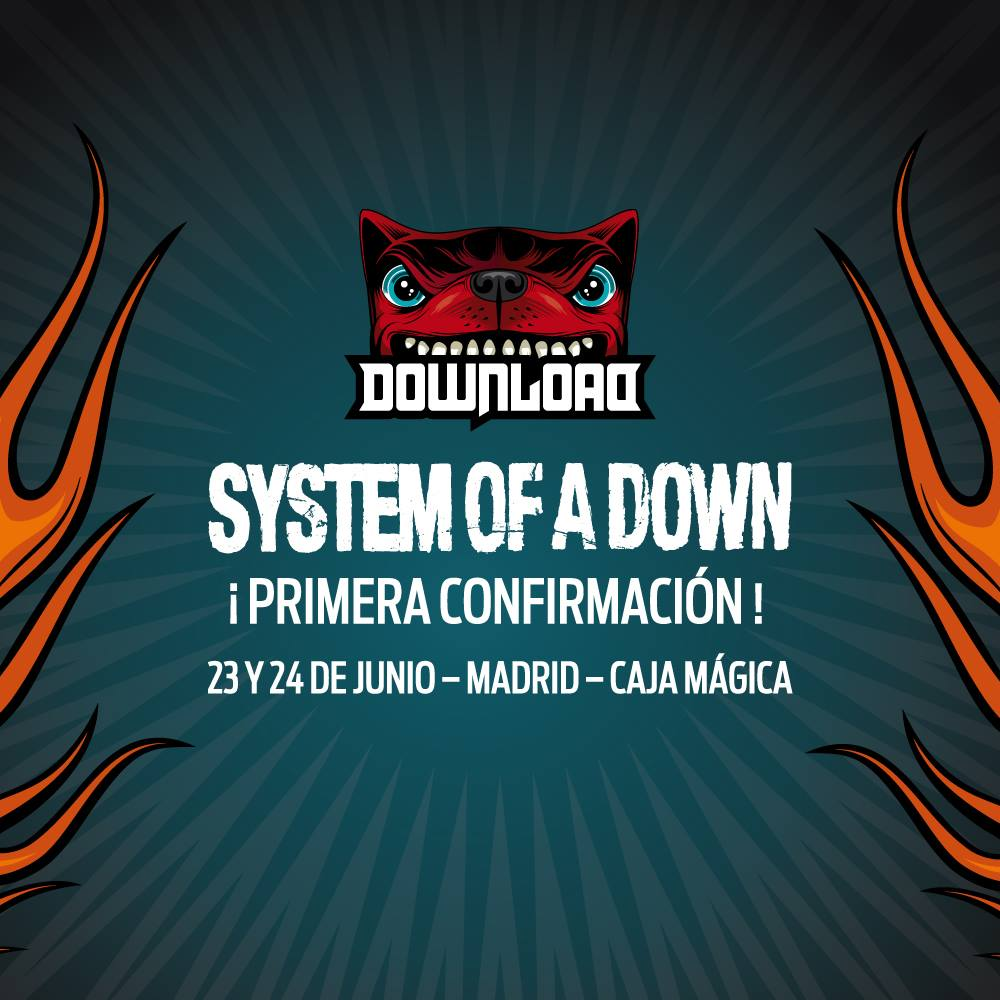 Download Festival se celebrará en la Caja Mágica