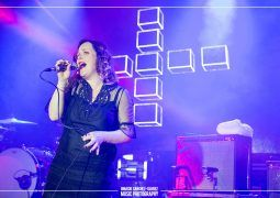 Concierto de Minor Victories en Madrid