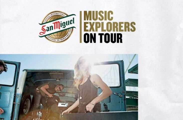 San Miguel Music Explorers on Tour 2016