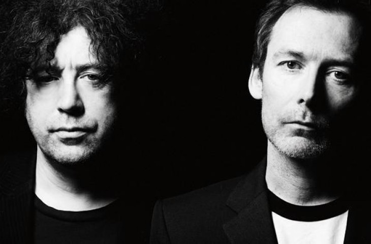The Jesus and Mary Chain publicarán nuevo disco en 2017