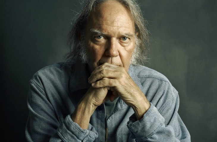 Peace Trail, nuevo disco de Neil Young