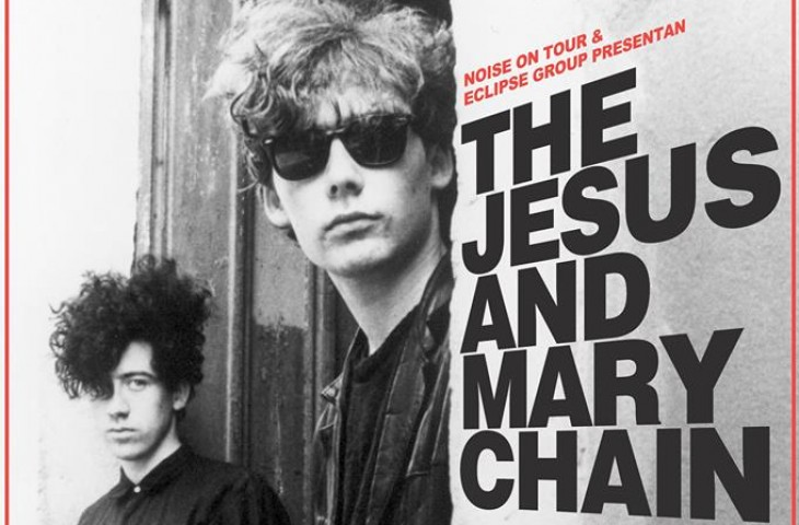 The Jesus and Mary Chain en España