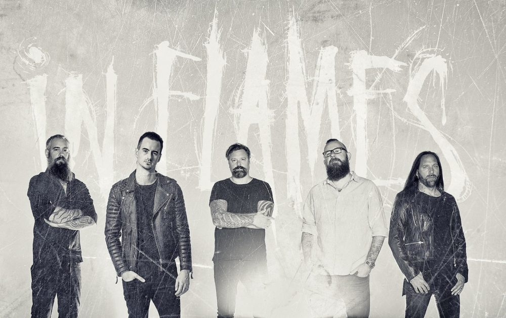 In Flames y The Cult al Download Festival