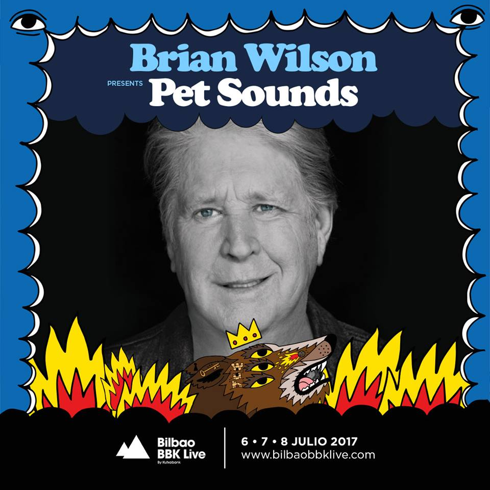 Brian Wilson y Royal Blood al BBK Live 2017