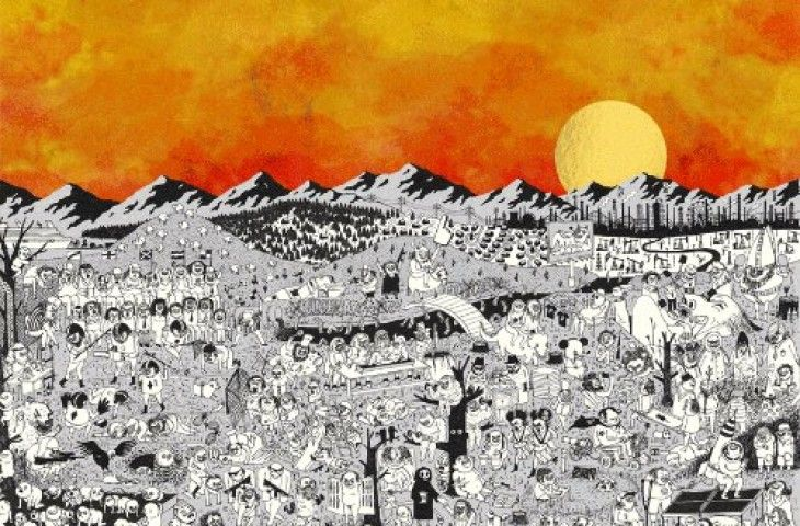 Pure Comedy, el nuevo disco de Father John Misty