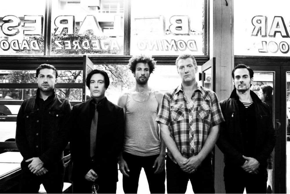 Queens of the Stone Age publicarán nuevo disco en 2017
