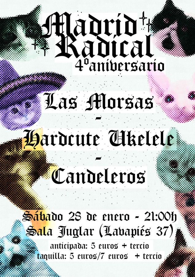 cartel-madrid-radical-4o-aniversario