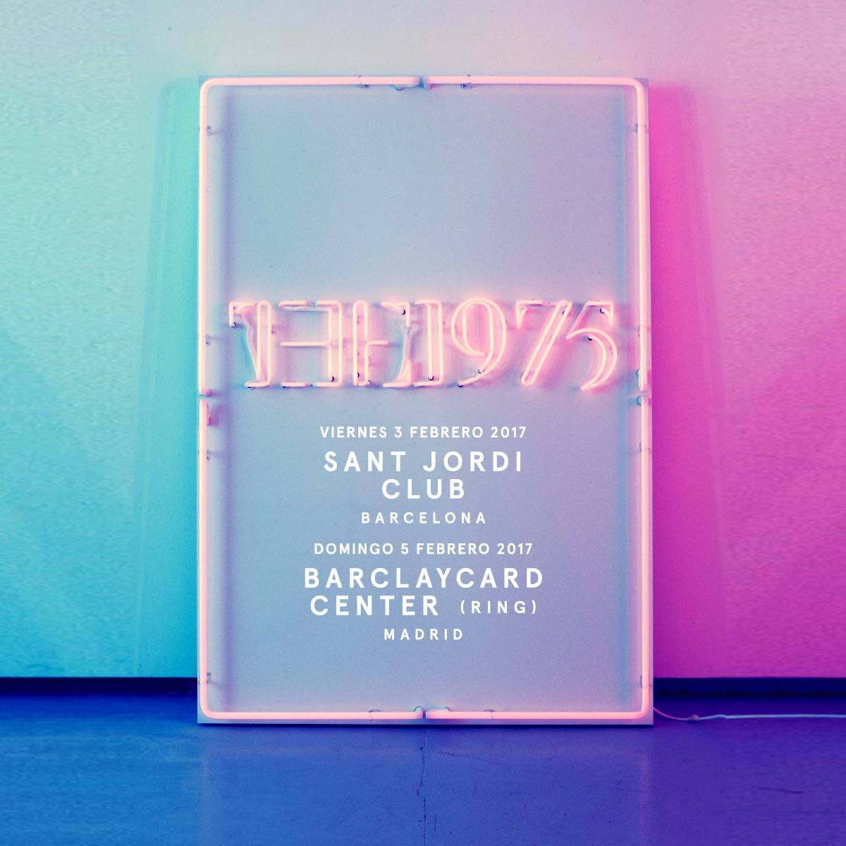 The 1975 posponen su gira europea