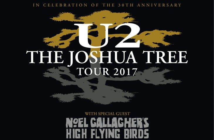 U2 en Barcelona con The Joshua Tree Tour