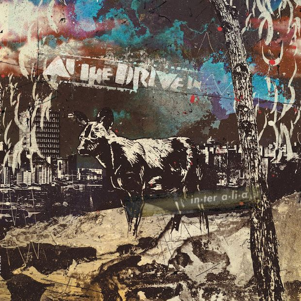 At The Drive In anuncian nuevo disco: in•ter a•li•a