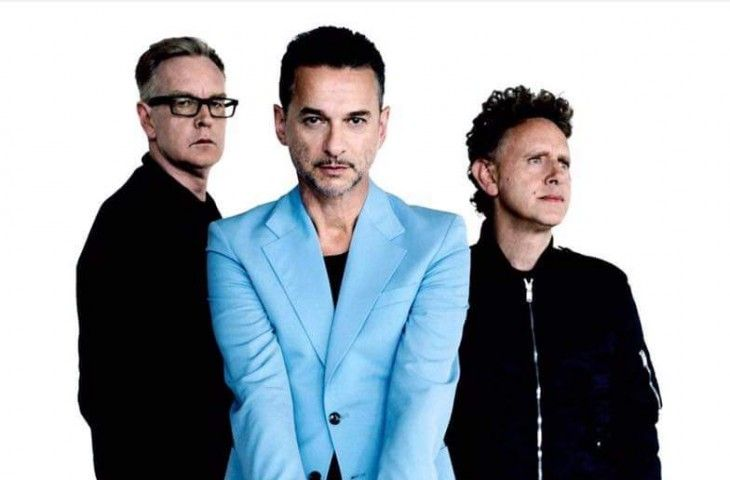 """Where's the revolution"", nuevo single de Depeche Mode"