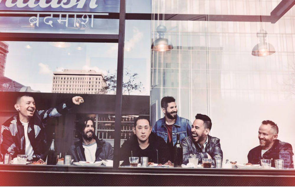 Linkin Park anuncian nuevo disco: One More Light