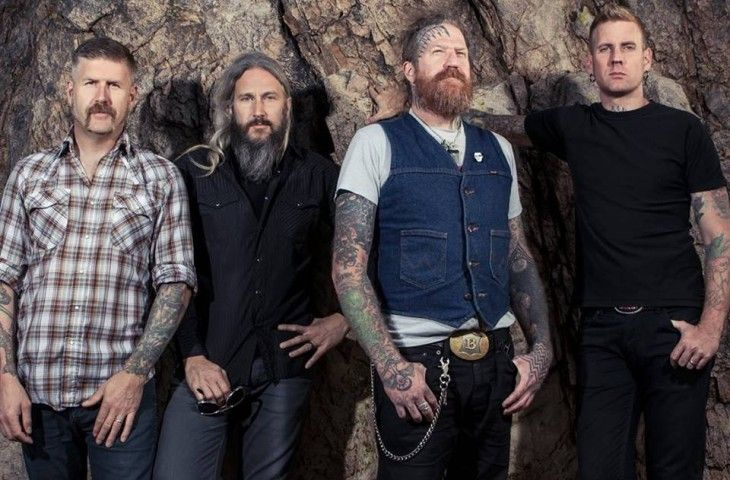Mastodon al Download Festival