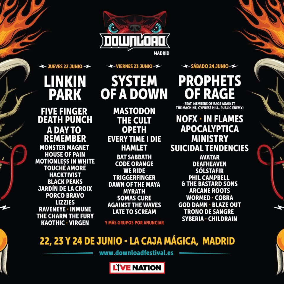 cartel Download Festival