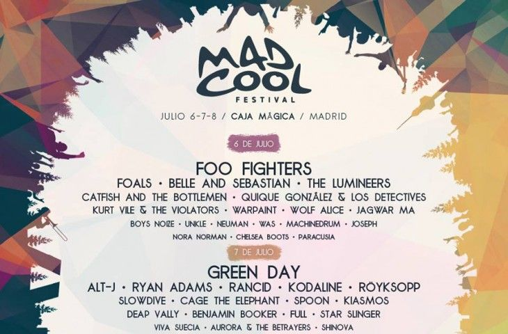 Mad Cool confirma a Foals y Slowdive