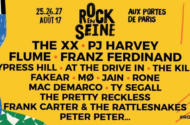 Rock en Seine confirma a The XX y PJ Harvey