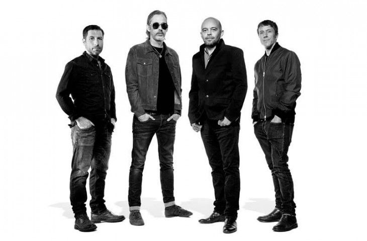 Ride anuncian nuevo disco: Weather Diaries
