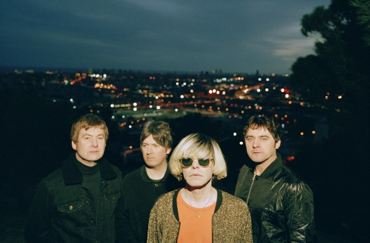 The Charlatans anuncian nuevo disco: Different Days