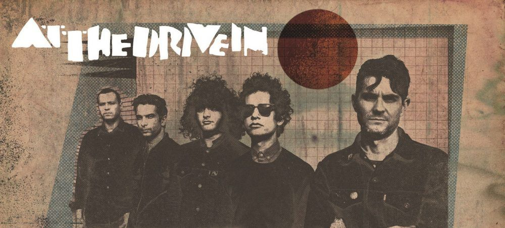 """Pendulum In A Peasant Dress"", nueva canción de At The Drive-In"