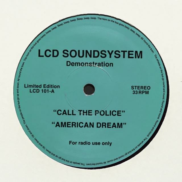 "LCD Soundsystem estrenan dos temas nuevos: ""Call The Police"" y ""American Dream"""