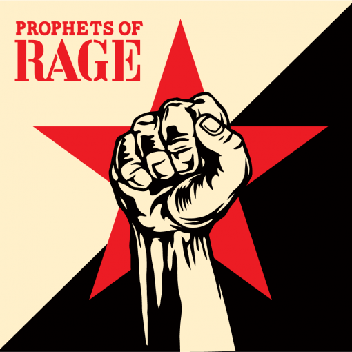 Prophets of Rage anuncian álbum de debut