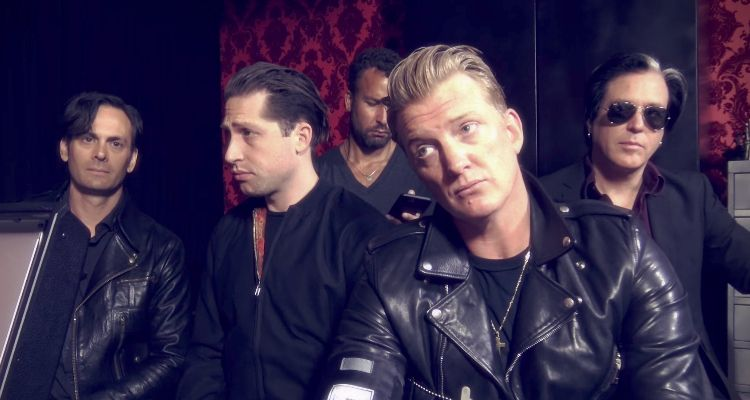 Queens Of The Stone Age anuncian nuevo disco: Villains