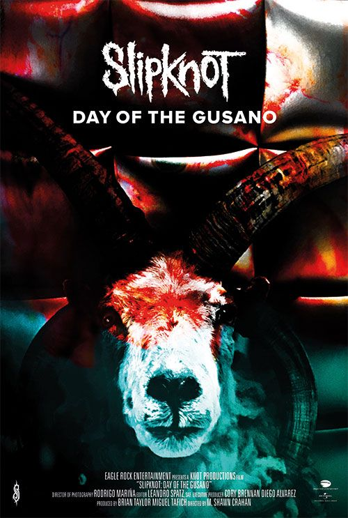 Slipknot publicarán documental: Day of the Gusano