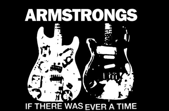 Billie Joe Armstrong (Green Day) y Tim Armstrong (Rancid) se unen en Armstrongs