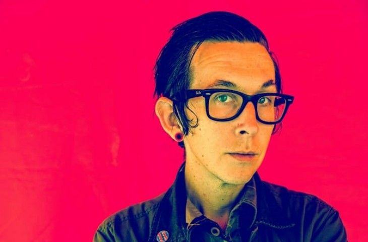 Micah P. Hinson anuncia nuevo disco: Micah P. Hinson presents The Holy Strangers