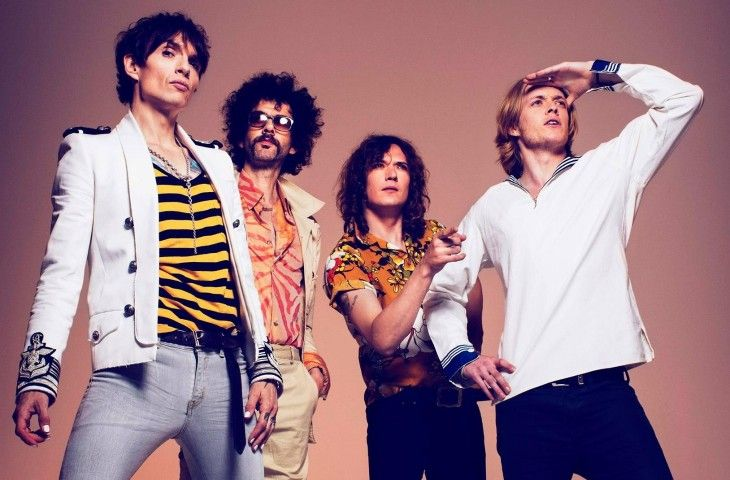 The Darkness de gira por España