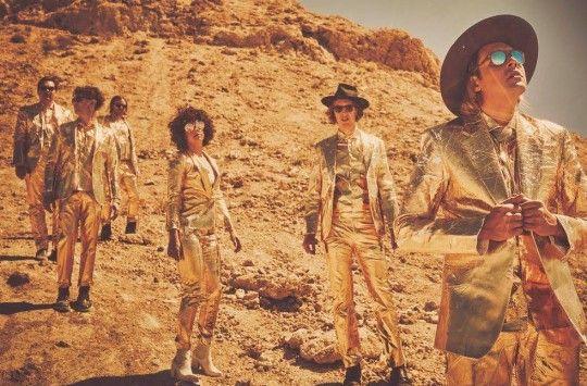 Arcade Fire anuncian gira por tierras británicas para 2018