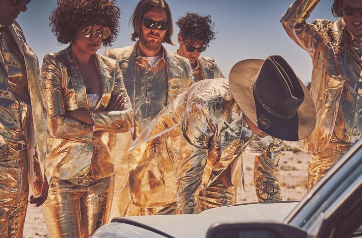 Arcade Fire en Barcelona y Madrid