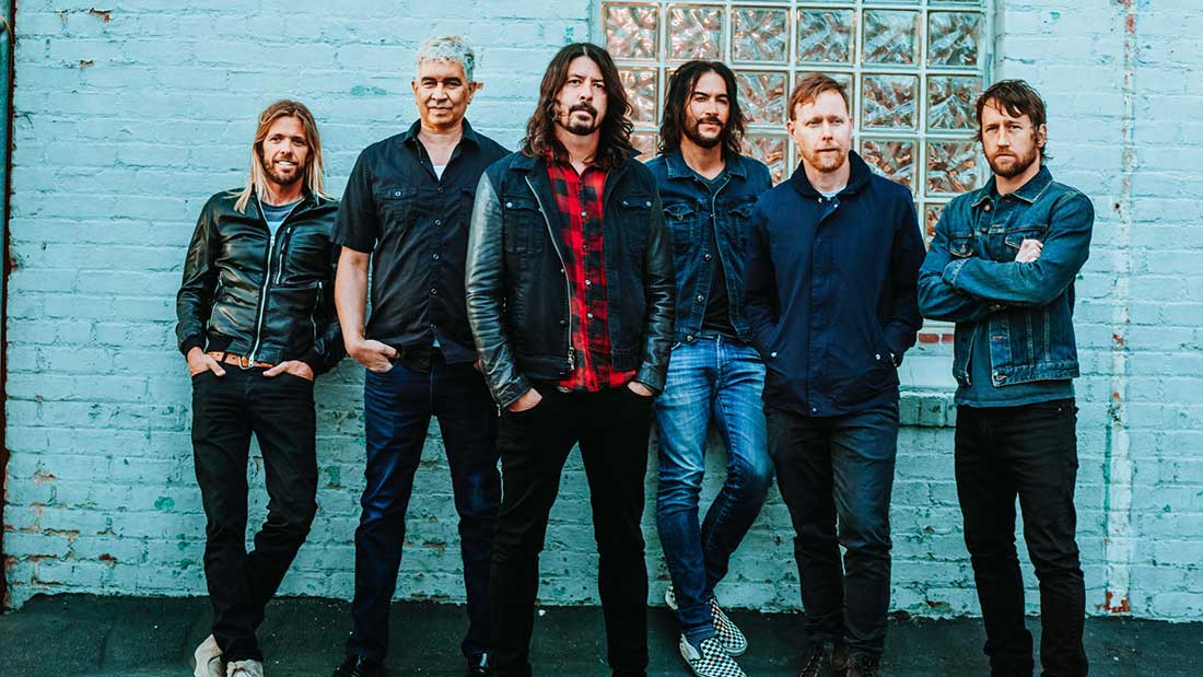 """The Line"", nuevo adelanto de Foo Fighters"