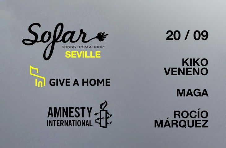 Sofar Sounds Sevilla