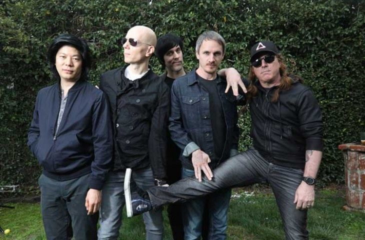 A Perfect Circle confirmados para el Be Prog! My Friend 2018