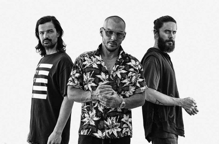 Gira de Thirty Seconds To Mars en España