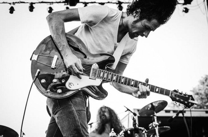 Black Pistol Fire actuarán en el Mad Cool 2018