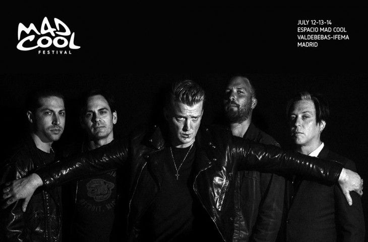 Queens of the Stone Age al Mad Cool 2018