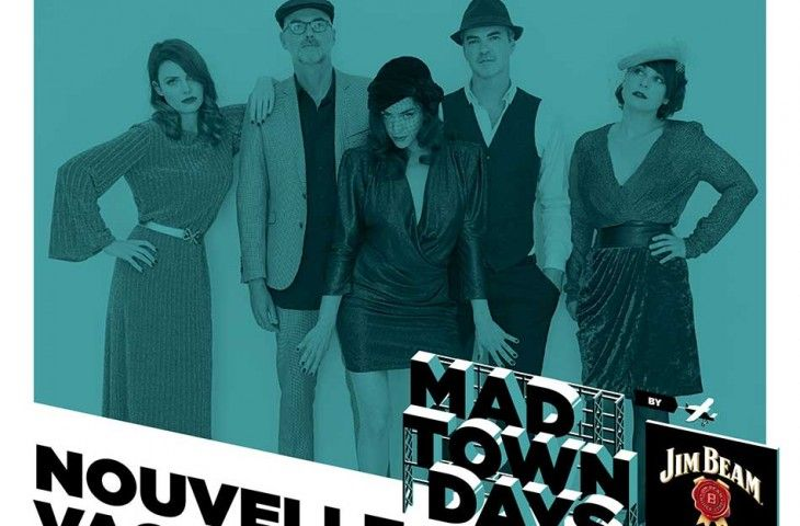 Nouvelle Vague cierran el Madtwon Days by Jim Beam