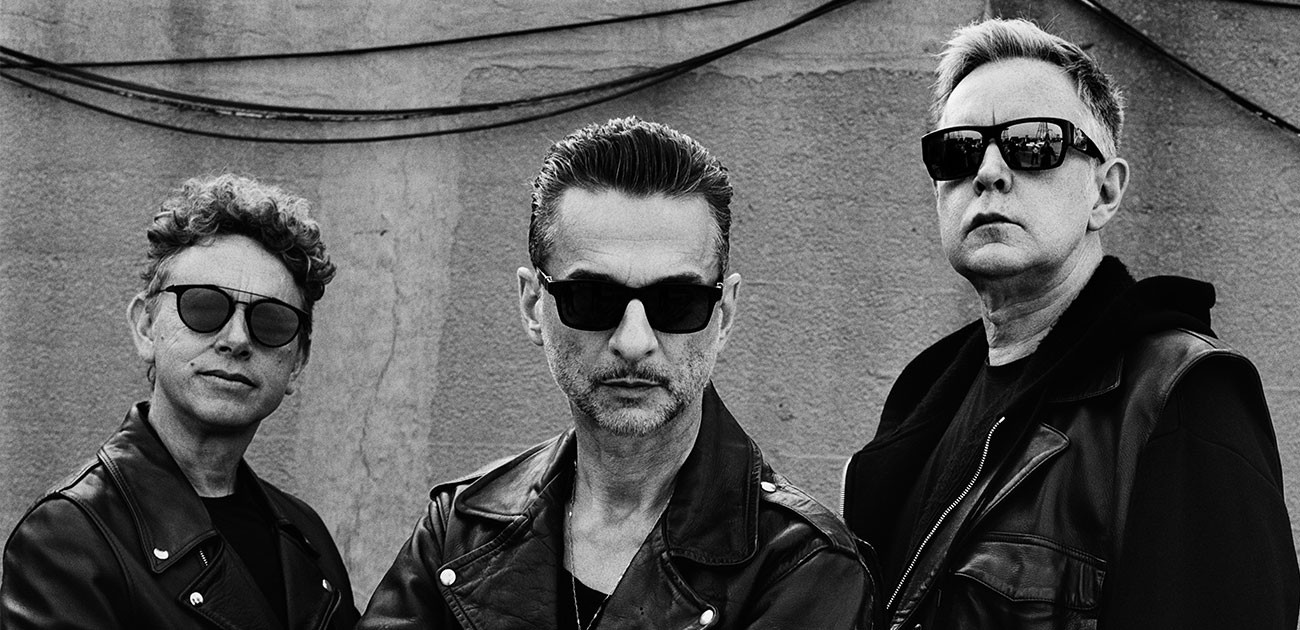 Depeche Mode en el Mad Cool 2018