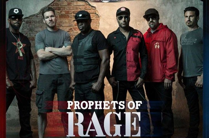 Prophets of Rage estarán en el Resurrection Fest 2018