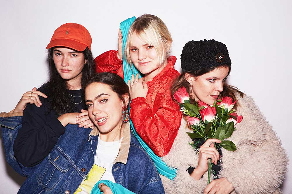 Hinds regresan con I Don't Run
