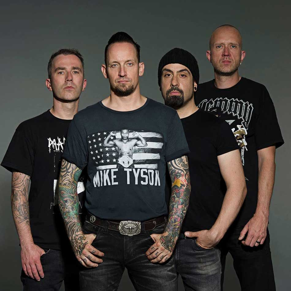 Volbeat al Download Festival Madrid 2018