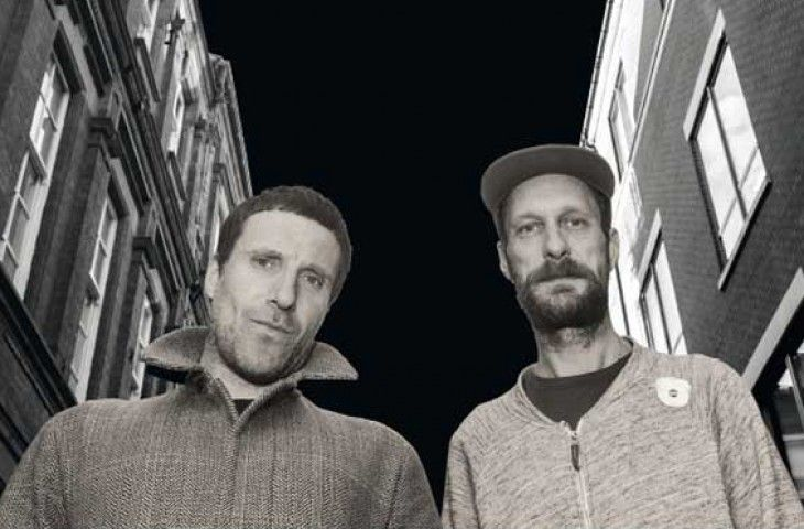 Conciertos de Sleaford Mods en Madrid y Barcelona