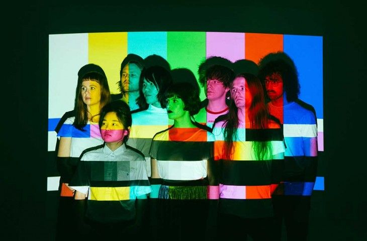 """Reflections on the Screen"", nuevo adelanto de Superorganism"