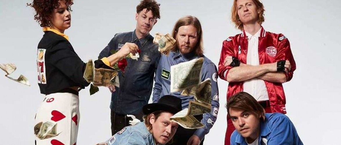 Arcade Fire nos presentan Money + Love