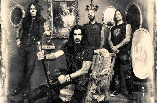 Machine Head cancelan su concierto en Valencia
